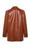 LOUISE powersuit blazer - caramel