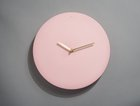 TIMELESS / wall clock / L pink
