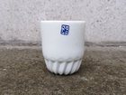 "MUFFIN / ""spiral"" coffee cup white"