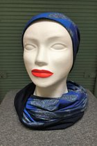 Women Beanies & Scarves SD6016ATLANTIS/Dark blue