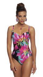 CARMEN one-piece swimsuit - E766