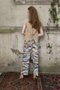 Eni trousers - Printed trousers