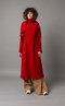 PIROS dress - Very red dress