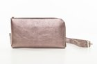 BELT BAG WITH ZIP Bronze, with belt