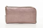 BASIC PURSE WITH ZIP Bronze