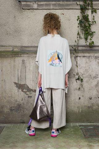 Lia top    Hanna trousers   Delta backpack