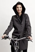 FIODA BIKE melange gray-black