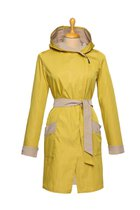 FIFI summer coat yellow-beige