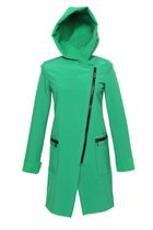FIODA coat green