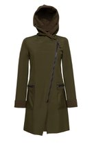 FIODA coat light khaki