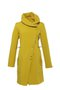 FABIOLA coat - mustard yellow