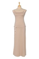 DANUTA maxi dress beige