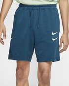 M NSW SWOOSH SHORT FT BLUE FORCE/B
