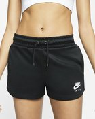 W NSW AIR SHORT PK BLACK