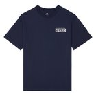 CONVERSE AUTOTRACKING SS TEE OBSIDIAN