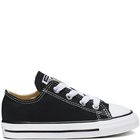 CHUCK TAYLOR ALL STAR LOW INFANT/TODDLER BLACK